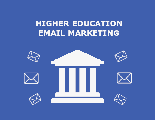 email marketing for universities